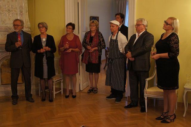 Ambasador RP Janusz Niesyto przebywał z pożegnalną wizytą w Mikkeli