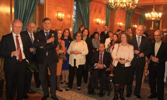 Pożegnanie ambasadora w Helsinkach